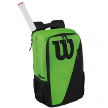 Wilson Match III Green Tennis Backpack