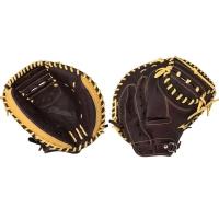 "Mizuno GXC90B2 Franchise Baseball Catcher's Mitt, 33.5"""