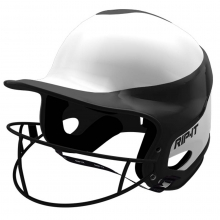Rip-It VISS Fastpitch Batting Helmet w/Mask, HOME, XS