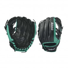 Wilson A500 WTA05RB17115 YOUTH Baseball Glove, 11.5""