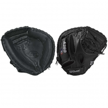 "Wilson 31.5"" A360 Youth Baseball Catcher's Mitt"