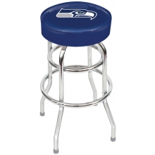 "Seattle Seahawks NFL 30"" Bar Stool"