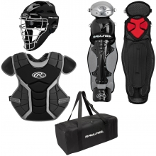 Rawlings RCS9-12 Renegade Catcher's Set, INTERMEDIATE Age 12-15