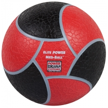 Power Systems 25200 Elite Power Med-Ball, 10 lb