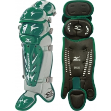 "Mizuno Samurai G3 14.5"" YOUTH Catcher's Leg Guards, 380200"