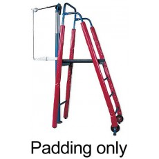 Jaypro PADDING for Volleyball Referee Stand, VRS-60P