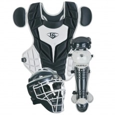 Louisville WTLPGFPASG Series 5 Fastpitch Catcher's Set, ADULT