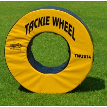 "Fisher TW2814 Football Tackle Wheel, 28"" dia."
