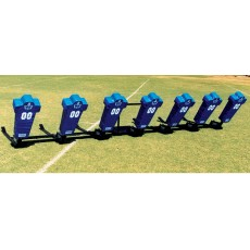 Fisher 7 Man Big Boomer Blocking Sled, 9007