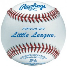 Rawlings RSLL Senior Little League Tournament Baseballs, dz