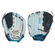Wilson WTA08RF1612 Aura YOUTH Fastpitch Softball Glove, 12""
