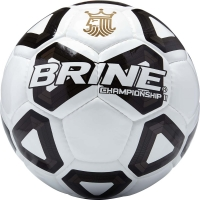 Brine SBCHMP7 Championship 2 Soccer Ball, SIZE 5
