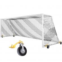 Kwik Goal Evolution EVO 1.1 8'x24' Soccer Goal w/ Swivel Wheels, 2B3306SW