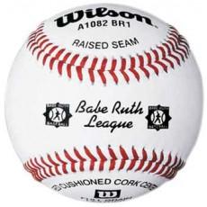Wilson A1082BBR1 Babe Ruth Baseballs