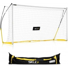 SKLZ 12' x 6' Pro Training Pop-Up Soccer Goal