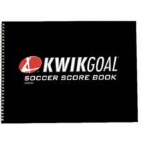 Kwik Goal 20B601 Soccer Scorebook