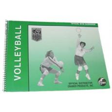 Cramer Official High School Scorebook, Volleyball