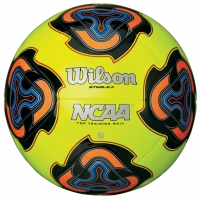 Wilson NCAA Stivale II Soccer Ball, Optic Green/Black, WTE9806XB05