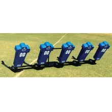 Fisher 9005 Big Boomer Blocking Sled, 5 MAN