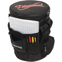 Diamond BKT SLEEVE Coaches Ball Bucket Organizer