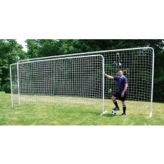 Jaypro 7.5' x 18' Portable Training Soccer Goal, STG-718