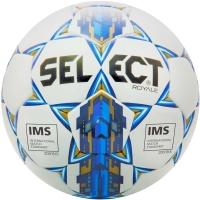 Select 01-253 Royale Soccer Ball, SIZE 5, Royal