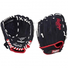 "Rawlings 10.5"" Junior Pro Lite YOUTH Baseball Glove, JPL 105-6/0"
