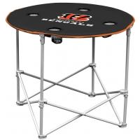 Cincinnati Bengals NFL Pop-Up/Folding Round Table
