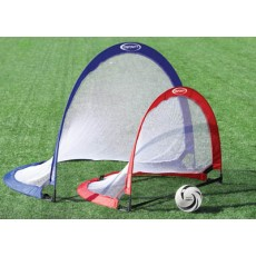 Kwik Goal 2B7104 Infinity Pop Up Goal, 4' Medium, RED