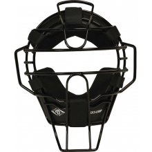 Diamond iX3 Ultra-lite Umpire Facemask, Black