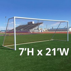 Pro-Bound 7'x21' Quick Kick Official Soccer Goal (ea)