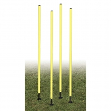 Champion Set of 4 Outdoor Agility Pole Set, APSET