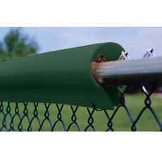 "10/pk 8'L Light, .05"" Baseball/Softball Fence Guard Protectors"