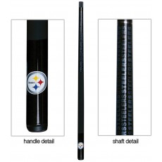 Pittsburgh Steelers NFL Billiards Cue Stick