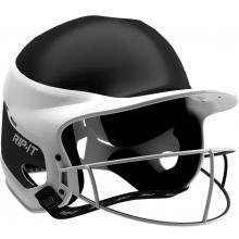 Rip-It XL Vision Pro Away Fastpitch Softball Batting Helmet, VISX-XA