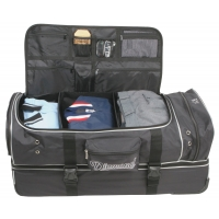 Diamond Wheeled Umpire Gear Bag, 30''L x 15''W x 16''H