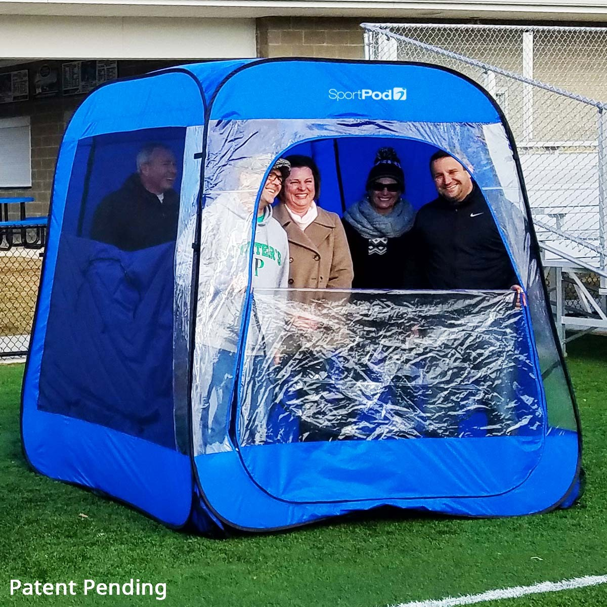 Teampod Undercover All Weather Sportpod Pop Up Chair Tent