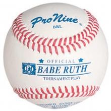Pro Nine BRL Official Babe Ruth Tournament Baseballs, dz