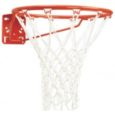 Bison BA27A Single Rim Super Basketball Goal