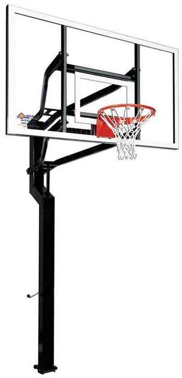 Goalsetter Mvp Signature Series Outdoor Basketball Hoop W