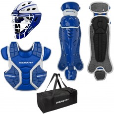 Worth LCS12-15 Legit Fastpitch Softball Catcher's Set, ADULT Ages 12-15