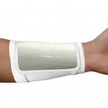 Football Arm Play Holder,  SINGLE/WHITE