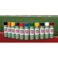 Ameri-Stripe Athletic Aerosol Field Marking Turf Paint, COLOR