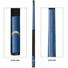 Los Angeles Chargers NFL Billiards Cue Stick