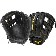 "Mizuno 11.5"" Classic Pro Soft Baseball Glove, GCP66SBK"