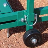 Big League Infield Nail Drag Wheel Kit