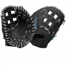 Easton COREFP 3000BKGY Core Pro Fastpitch First Base Mitt, 13""