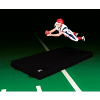 "Fisher LM129 Football Landing Mat, 6'W x 12'L x 12""H"
