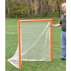 Jaypro LG-44B Official Indoor Box Lacrosse Goal w/ Net, 4'x4'