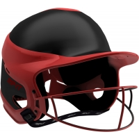 Rip-It Fastpitch Batting Helmet, AWAY, SMALL/MED